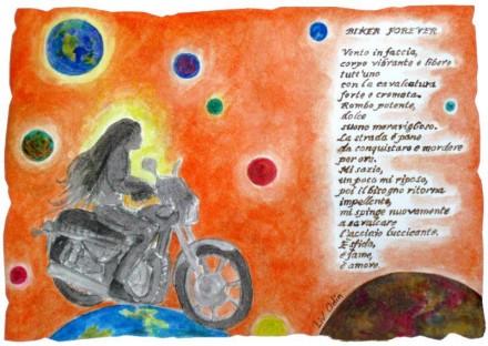 Biker Forever – Gwendalyn alone