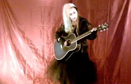 My violin (video)