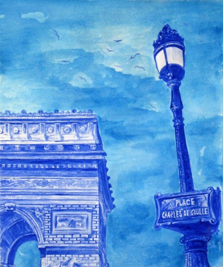 Nostalgie De Paris – Place De Gaulle