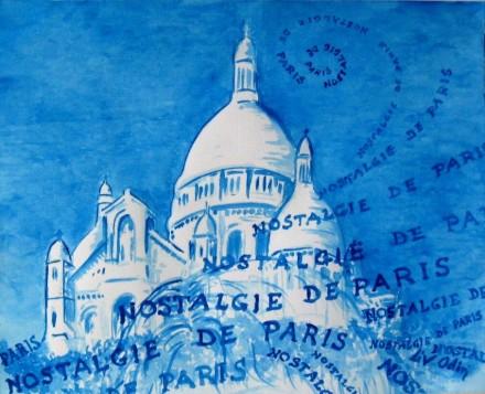 Nostalgie de Paris – Montmartre