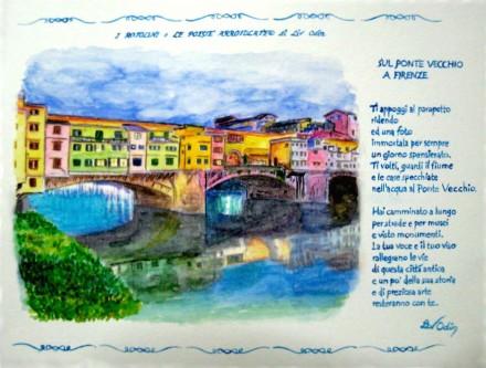 Old Bridge – Florence (Sul Ponte Vecchio a Firenze)