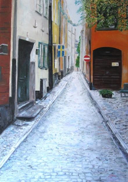 Stockholm – Gamla Stan (Old town)